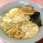 ゆうちゃんラーメン - 五目ラーメン700円(第二回投稿分①)