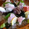 うまいもんや浜海道 - 料理写真:「お刺身の7点桶盛り」です。