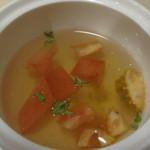 アルベロ - 冷たいスープ