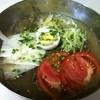 ノルブ - 料理写真:真夏に最高!冷麺です。
