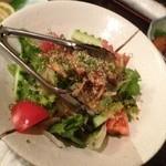 岡田屋 - サラダ