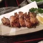 岡田屋 - 鶏モモ揚げ