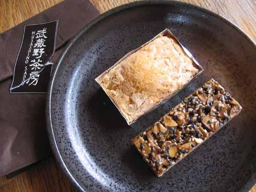 武蔵野茶房 武蔵境ケーキショップ