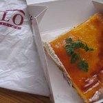 フロプレステージュ - 料理写真:キャラメルプリンタルト