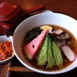 はらぺこ - そば冷麺