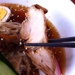 はらぺこ - 鶏モモのチャーシュー