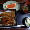 丁子屋 - 料理写真:うな重(1切れ半)