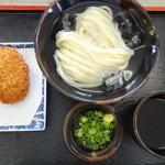 ぴっぴ庵 - 冷やし&コロッケ