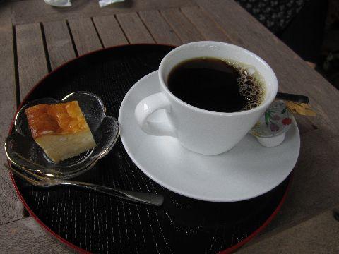 ガーデンカフェ 露蓮