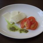 ムサシマルカフェ - サービスの前菜