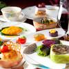 菜食志向 - 料理写真:月替わりのおまかせ【やさい懐石】コース 2500円