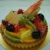 パティスリー レ・ビジュ - 料理写真:季節のフルーツをたっぷり盛ってます。