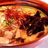 札幌 炎神 - 料理写真:【炎の味噌ラーメン2011】 この一杯が札幌 炎神の原点