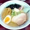 恵比寿らーめん - 料理写真:恵比寿らーめん@鹿島神宮 塩バターラーメン