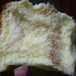 焼き立てチーズケーキの店ボンヌ - マーブルはコーヒー風味☆
