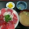 みなと市場 小松鮪専門店 - 料理写真:赤身丼500円