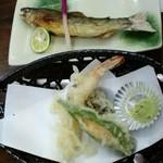 須川高原温泉 - 須川高原温泉・夕食その2