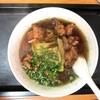 やぶれ傘 - 料理写真:カラアゲラーメン