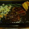 ドンキホーテ - 料理写真:村沢牛ハンバーグ
