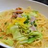 洋麺亭 - 料理写真:豚バラキャベツの柚子胡椒