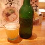 14415486 - びんビール 480円