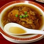 京香 - 天津麺  ¥550
