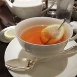 キハチ カフェ - レモンティー