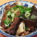 すし遊学 - アラ煮