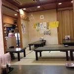 たつみ - 座敷席