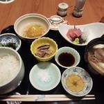 最上亭 - 日本料理(夜) 最上亭うまいもの御膳 2,500円