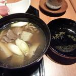 最上亭 - 日本料理(夜) 山形名物 いも煮