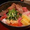 歓の季 - 料理写真:海鮮丼