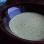 職人館 - 無農薬のお抹茶を使用