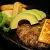コーナーズグリル - 料理写真:アボガドチーズハンバーグステーキ