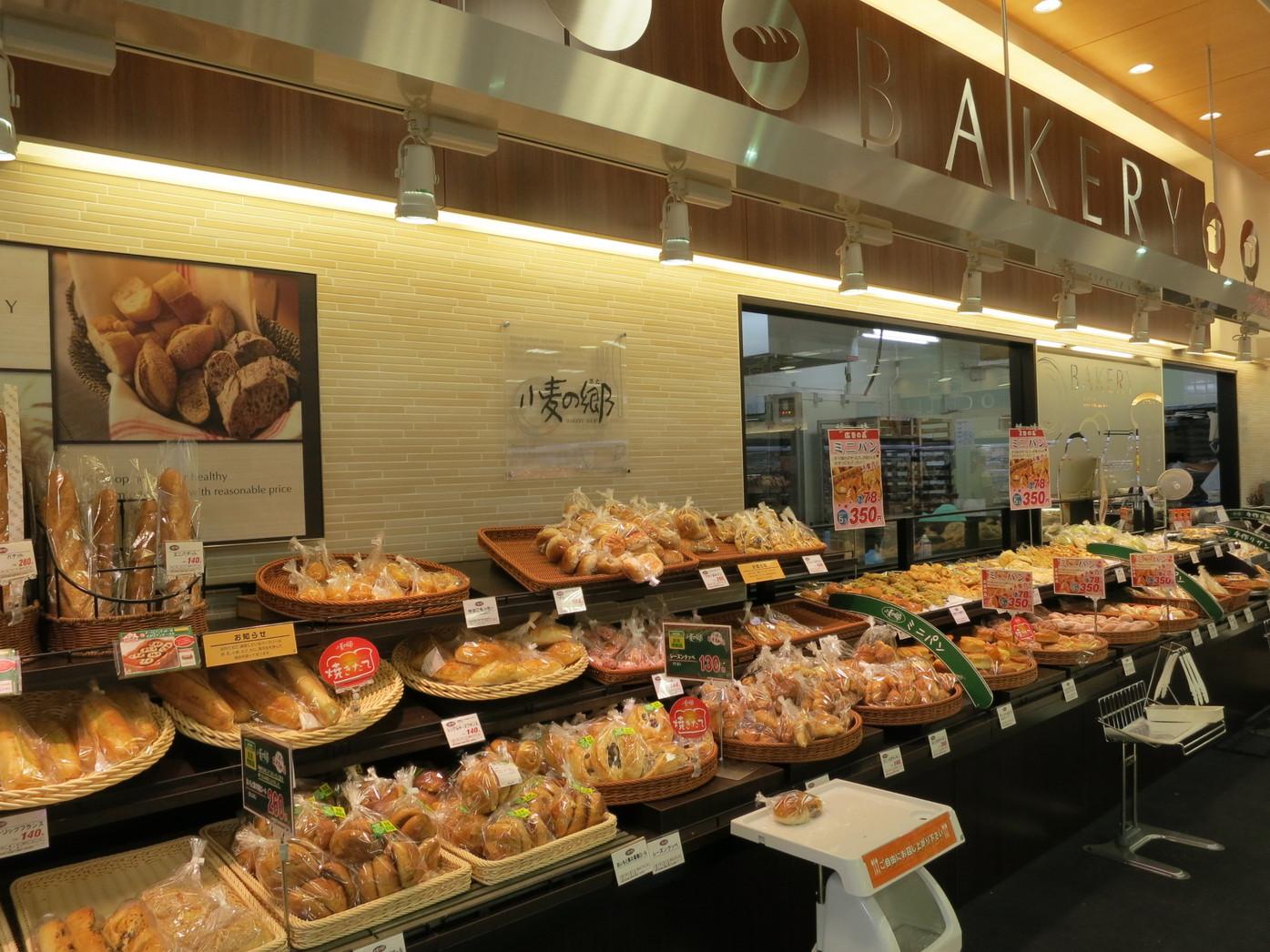 小麦の郷 ライフ太融寺店