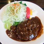 レストランポム - ハンバーグランチ 950円