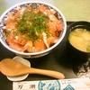万潮 - 料理写真:海鮮丼 ・850円