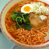 静岡大学 第一食堂 - 料理写真:辛味噌ラーメン350円