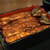 神田きくかわ - 料理写真:うな重「ニ」(6,600円)肝吸い、キャベジン、香の物、デザートつき