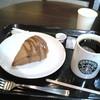 スターバックス・コーヒー - 料理写真:H23/9コーヒーとスコーン