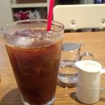 ソーダ - [ランチセット]アイスコーヒー