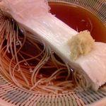 鳥料理 有明 - 滝川豆腐 創業以来の名物です