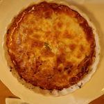 ダンディーライオン - ピリ辛のチーズ焼き!チーズたっぷりの濃厚グラタン