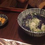多慶家 - 広島菜茶漬け