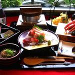 釜蔵 - 御宴会料理(一例)