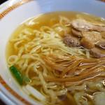 中華そば 嘉一 - 料理写真:中華そば