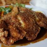 ビッグフォーレスト - チキンカツ定食