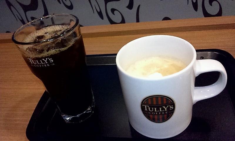 タリーズコーヒー 博多駅マイング店