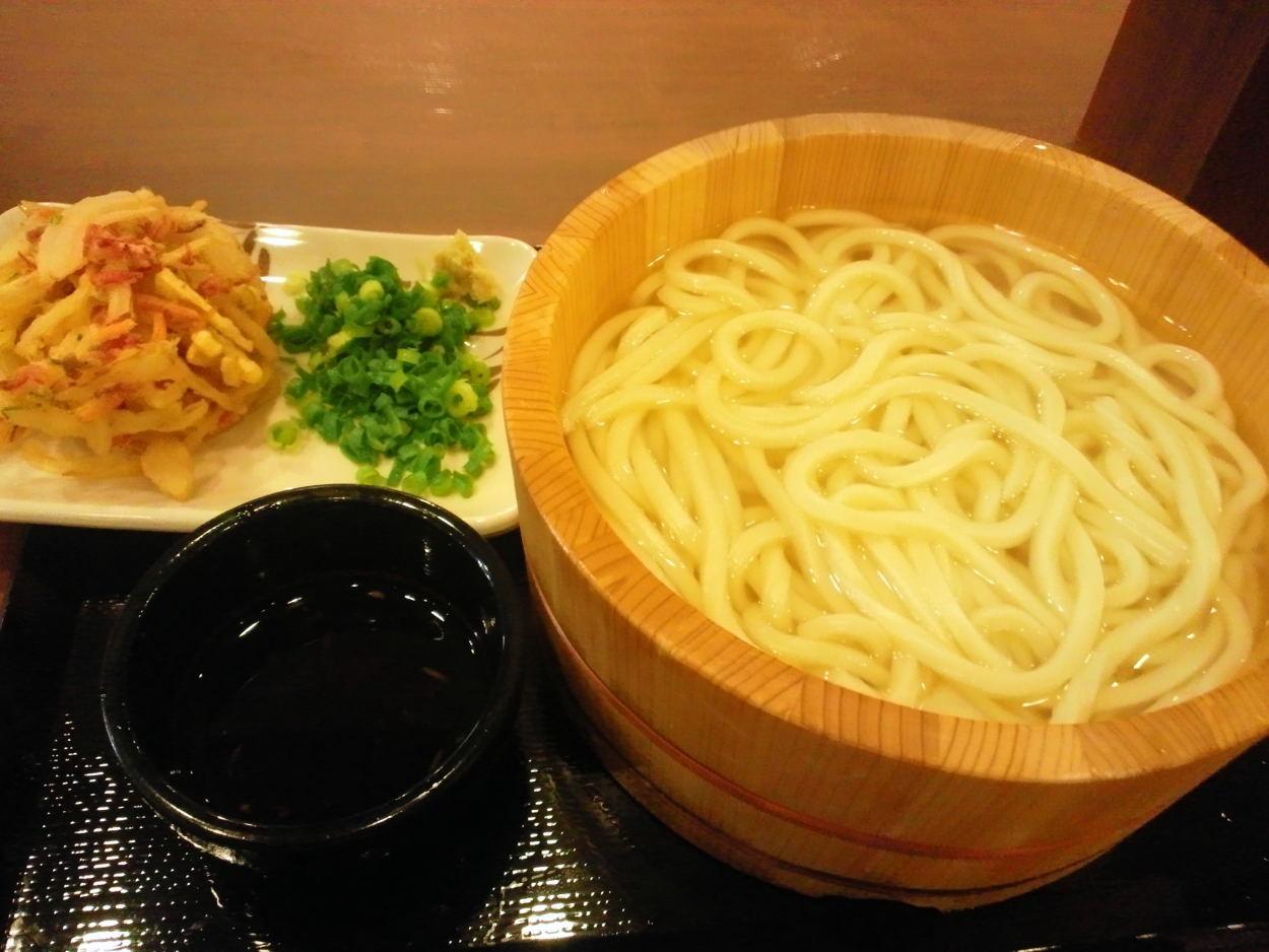 丸亀製麺 八幡店