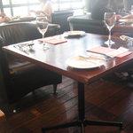 イルパッソ - テーブル席